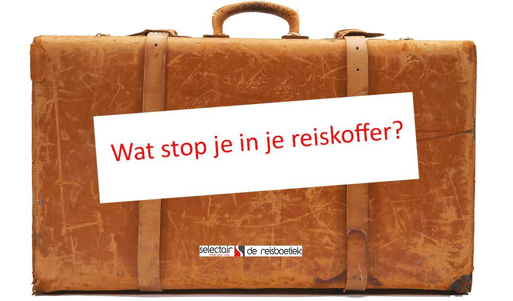 Reiskoffer, reiskoffer maken, De Reisboetiek